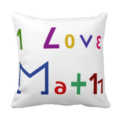math_pillow